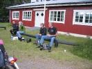 Englænderklubben MC-tur, Sverige juni 2009
